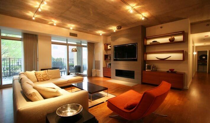 Interior Design Chicago - Fireplace Design
