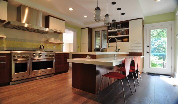 Interior Design Chicago - Kitchen Remodeling and Design
