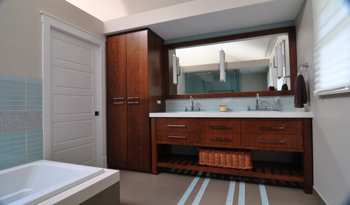 Habitar Design Interior Design Chicago Beauteous Bathroom Remodeling In Chicago
