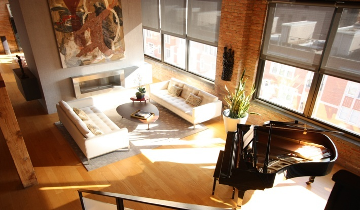 Chicago Interior Designers - Furniture