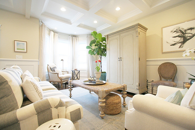 Chicago Interior Design | Living Room Design