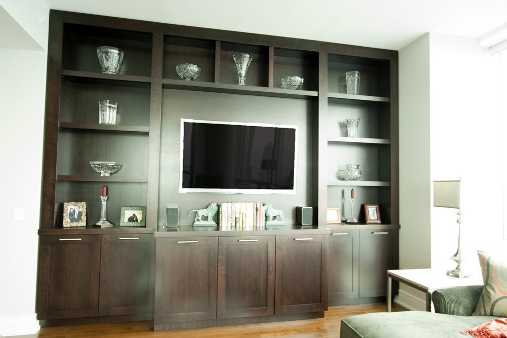 Custom Cabinets And Built Ins