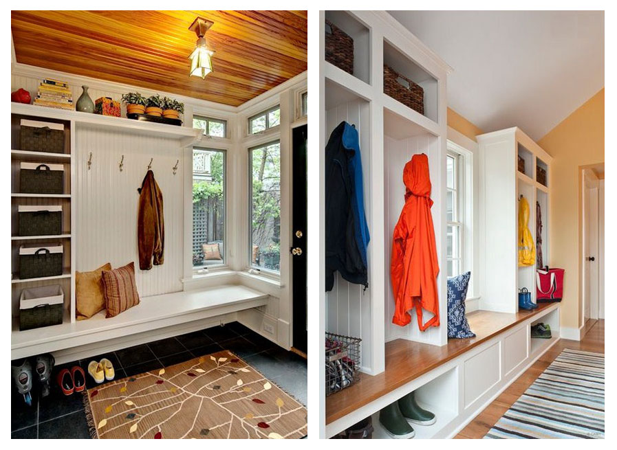 Beautiful Closet: If The Space Permits It, Having A Closet In Your Mudroom Will  Create Even More Storage. You Can Hide Away Your Cleaning Supplies,  Seasonal Items, ...