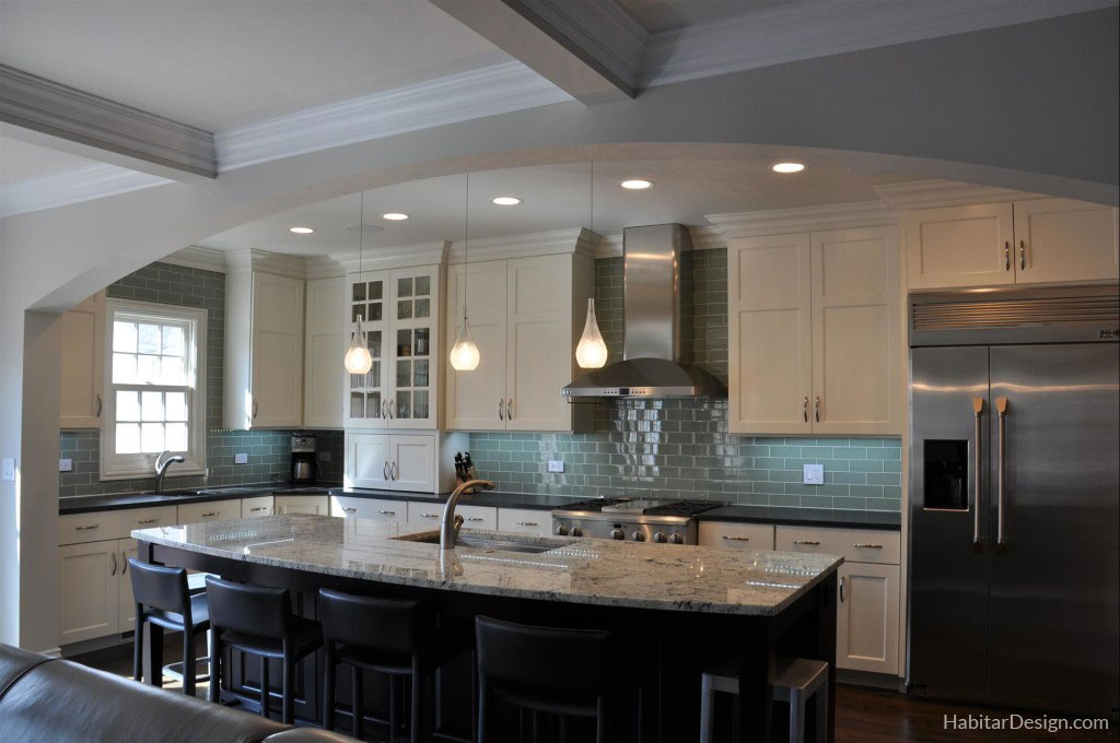Kitchen Remodeling Chicago - Habitar Design