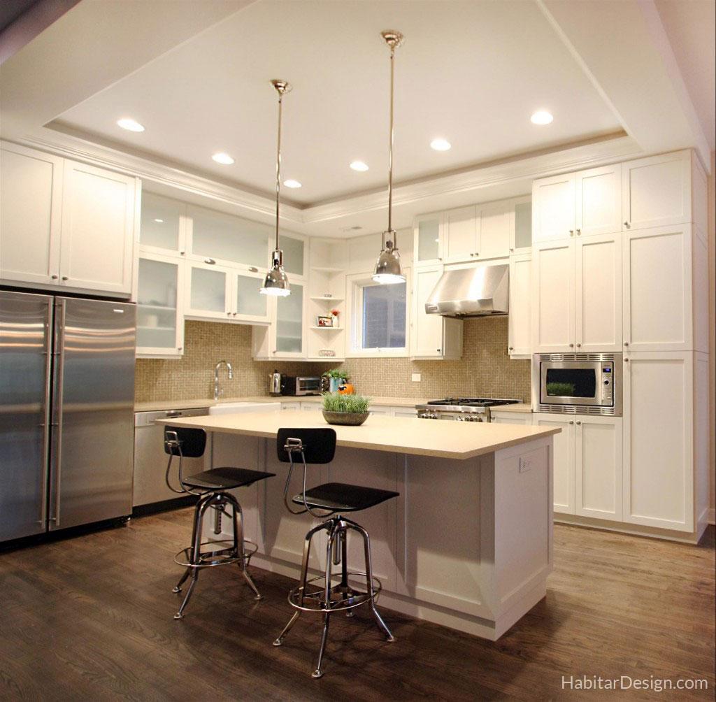 Kitchen Remodeling Chicago   Habitar Design