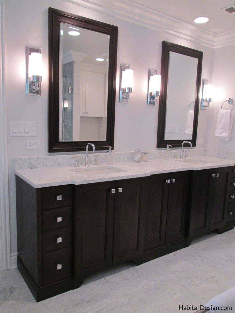 bathroom design and remodeling chicago - habitar design