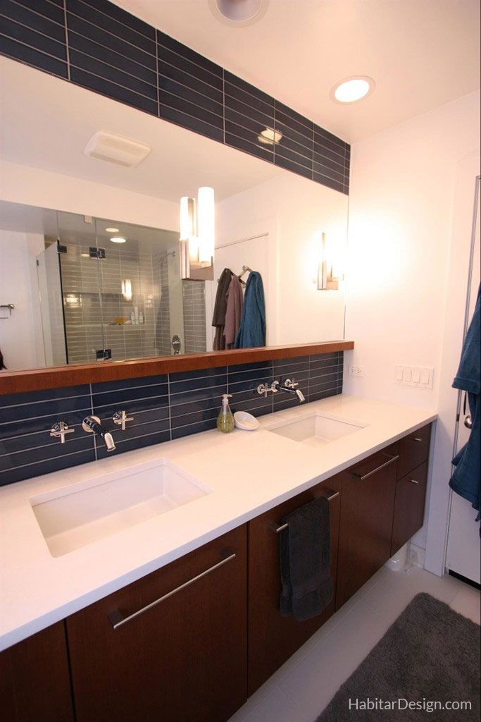 Bathroom Design And Remodeling bathroom design and remodeling chicago - habitar design