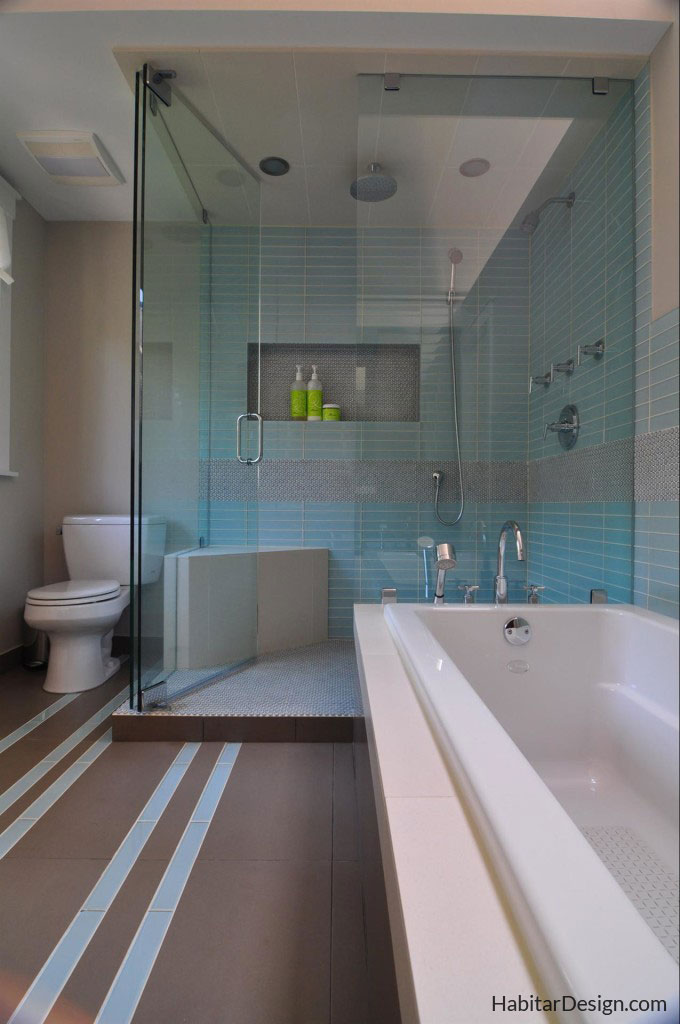 Bathroom Design And Remodeling Chicago Habitar Design