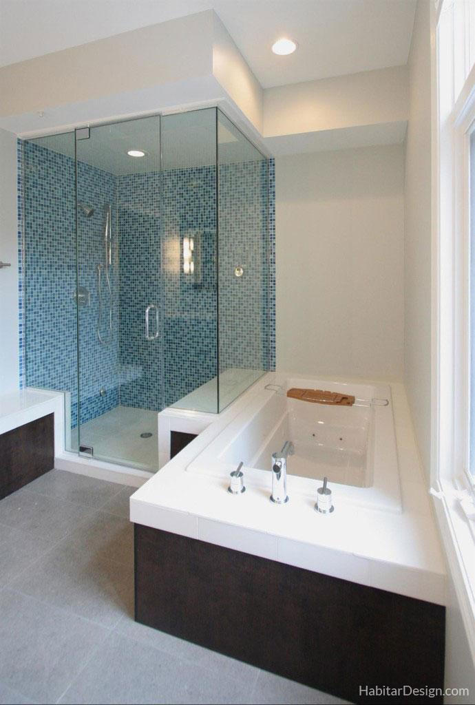 Bathroom Design And Remodeling Chicago Habitar Design Simple Bathroom Design Chicago
