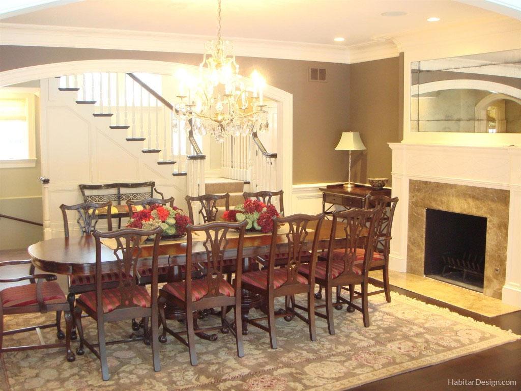 Traditional Interior Design Portfolio