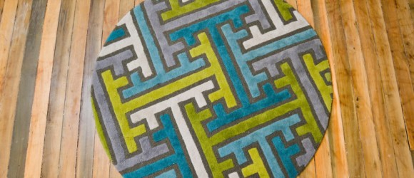 7 Common Materilas for Area Rugs