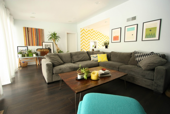 Vary textures with interior design