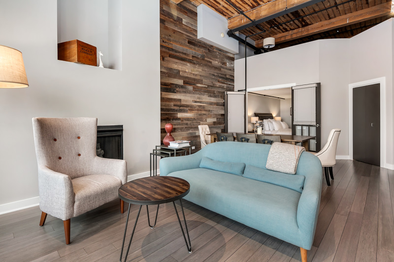 Contemporary Interior Design Portfolio