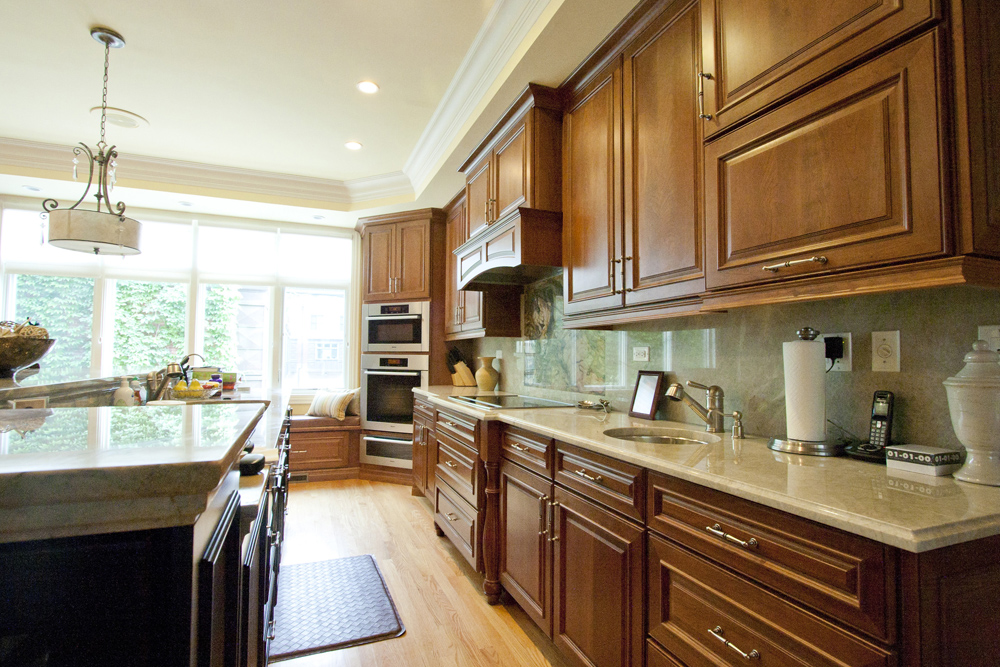 Visit our testimonials section to hear from current and past clients about our fantastic design and kitchen remodeling work then call us today