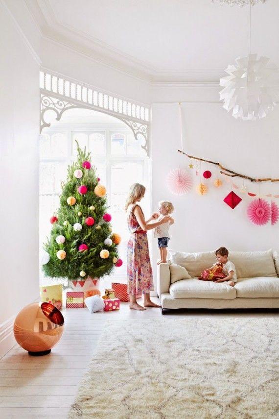 cozy, minimalist decor, minimalist holidays,