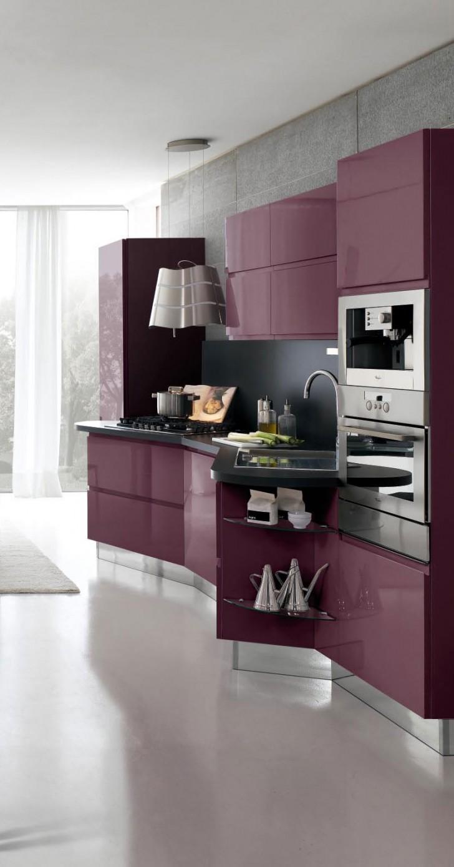 Kitchen Cabinet Interior Design: Habitar Interior Design