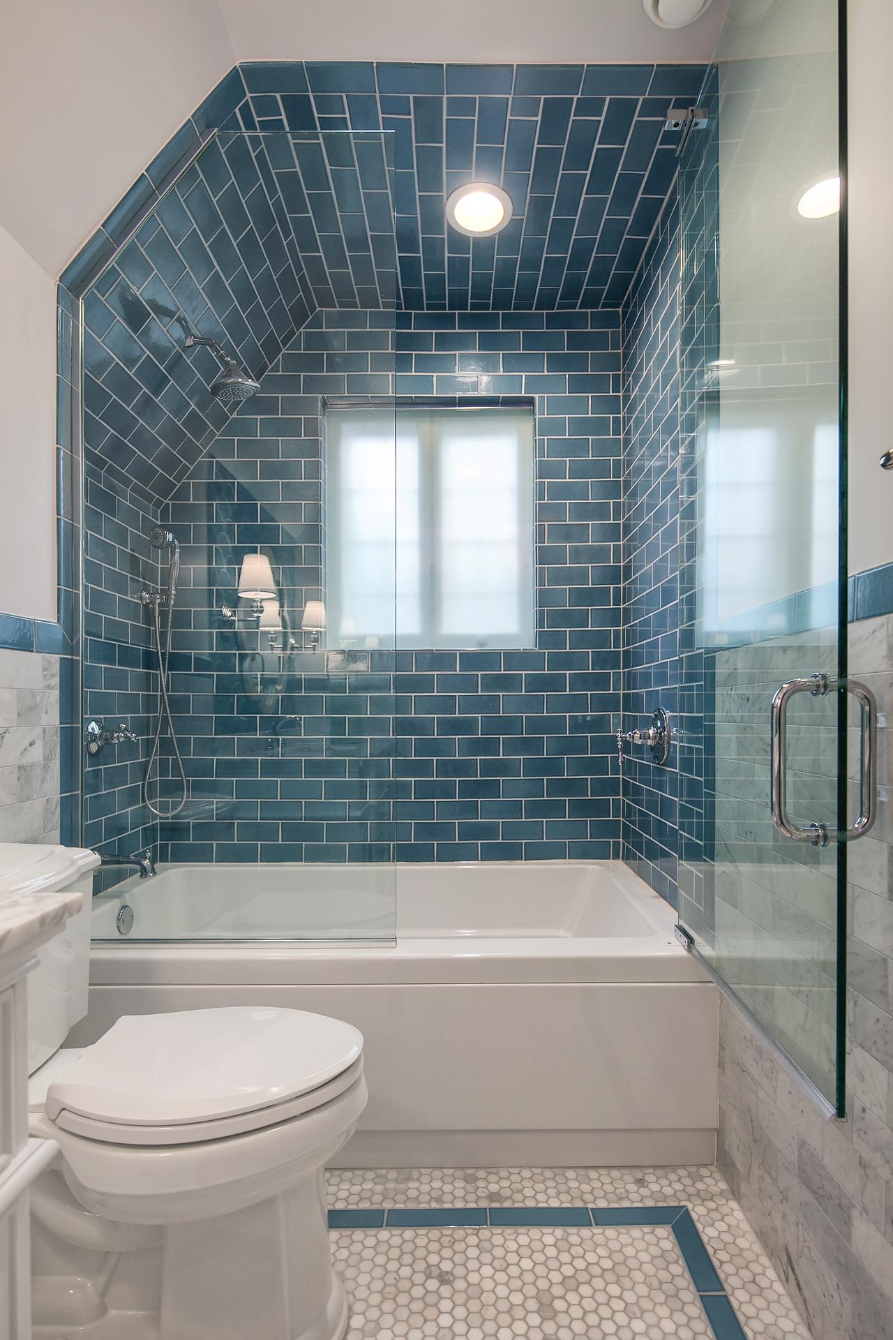 How Tile A Bathroom Floor