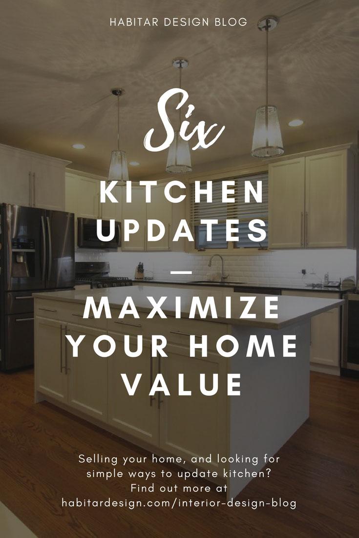 Kitchen Updates, Design Ideas, Home Value