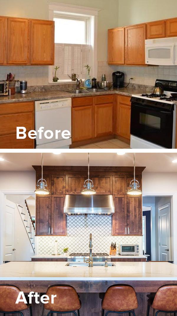 Interior home renovation Chicago