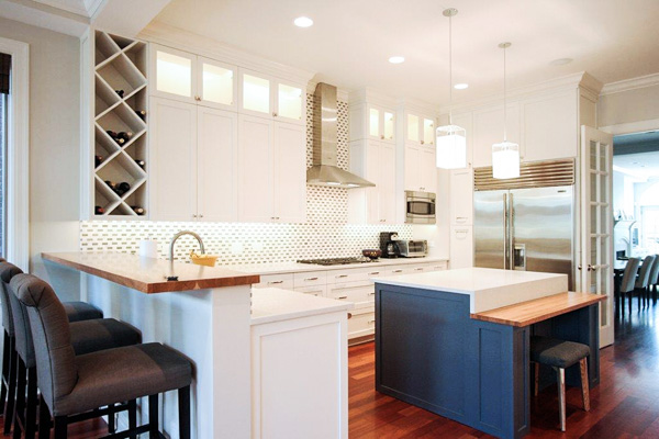 Kitchen Island Design Choosing Seating Chicago Interior Designers