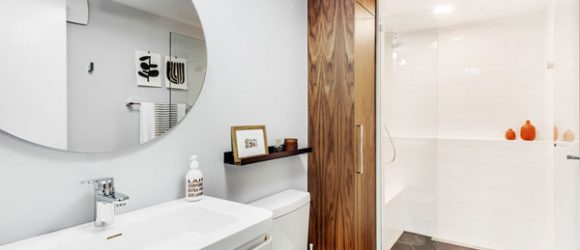 bathroom remodel, Habitar Interior Design Chicago