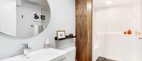 bathroom remodel, Habitar Interior Design Chicago