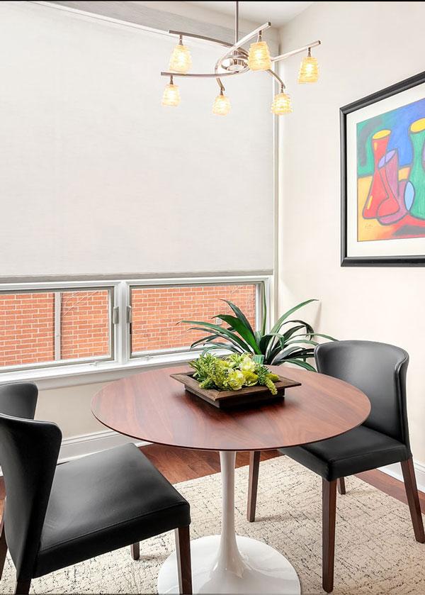 interior design, little space