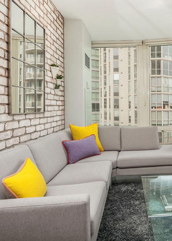 little space living room furniture design