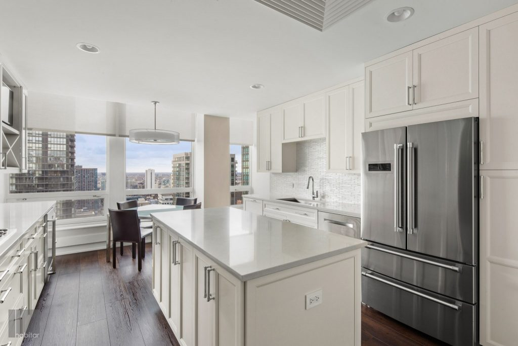 kitchen design with a view